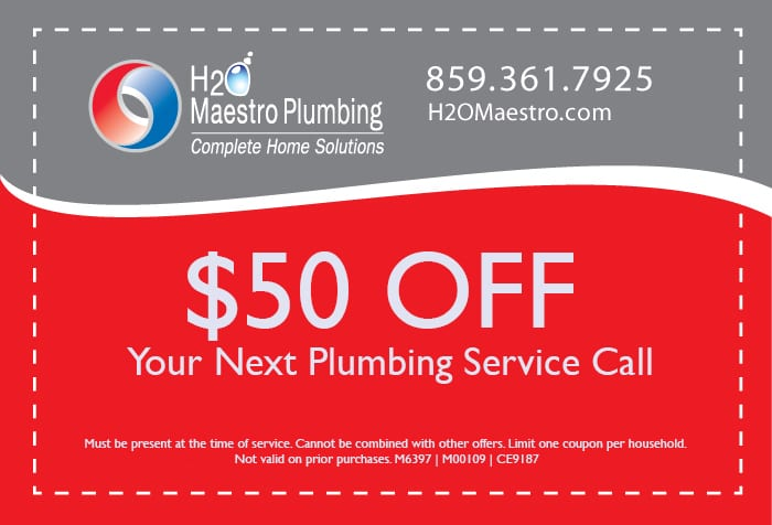 Plumbing Coupons For H2o Maestro